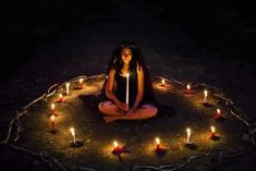 Types Of Witchcraft, Wiccan Spells, Magic Spells, Religion, Season Of The Witch, Candle Magic, Witch Aesthetic, Book Of Shadows, It Cast