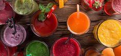 6 Sumos detox que ajudam a desinchar