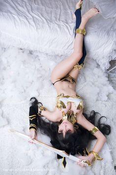 Ishtar (Fate/Grand Order) by Xia Mei Jiang (夏美酱_) - Album on Imgur