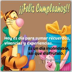 Felicidades Happy Birthday Wishes, Quotes, Movie Posters, Wallpapers, Friends, Happy Birthday, Happiness, Birthday Captions, Greeting Cards