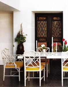 Chinoiserie style - bamboo-chairs-via decorpad.jpg