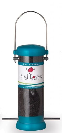 Greatest Bird Feeders - 8in. Nyjer For Finches, $21.00 (http://www.greatestbirdfeeders.com/8in-nyjer-for-finches/)