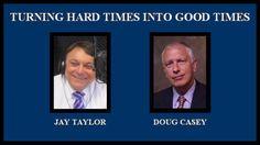 Doug Casey-Gold's Ultimate Price? Think Niagara Falls Through a Garden Hose! - YouTube