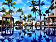 The Fairmont Kea Lani, Maui Resort, Wailea, Maui, Hawaii — by KHYLAsophy. The serenity pool at was peaceful and yes, serene! #beach #luxury #resort #hawaii #maui