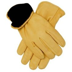 Amazon.com: Lined Deerskin Gloves Size 10 Color BRN By Geier Gloves (G294): Clothing