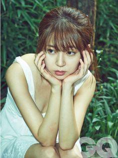 Baek Jin Hee Is Featured Inside GQ Magazine | Koogle TV