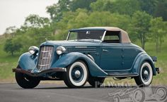 Auburn 852SC Cabriolet 1936