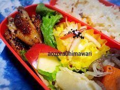 2015年9月28日のお弁当도시락으로 일주일을 연다.