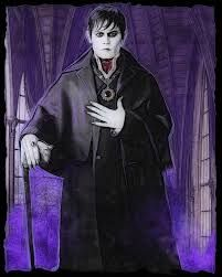 Barnabas Collins ... remake by Dan Curtis starring Johnny Depp