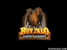 Buffalo Slots Jackpot Stampede!  Android Game - playslack.com , attempt your fortune in an indulgent casino of Las-Vegas, competing  the slot devices made in chaotic quality style. Set off to the empire of chaotic creatures which can transport you wealth in this game for Android. There are distinct American creatures such as bisons, eagles, grizzly bears and other among accustomed signals on the drums of slot devices. Every graphic of winning critter will transport you an exclusive bonus…