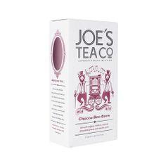 JOE'S TEA チョコア ルー ブリュー ロンドンNo,1ブレンドティーカンパニー! ルイボスティーにチョコレートフレーバーを足してみました!!バニラも入って新しいブレンド♡