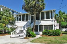 Isle of Palms Vacation Rental House Near Beach: Charleston Blvd. 305 | Island Realty