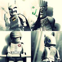 Lego Batman.