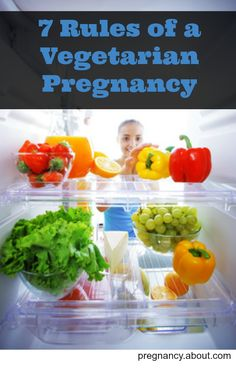 Interested in learning about how a #vegetarian #pregnancy can be healthy?