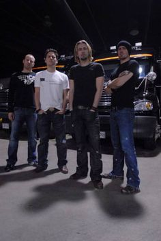 favorite band Nickelback!