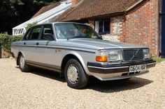 Volvo 240 GLE Automatic 1987 | carandclassic.co.uk | Willem S Knol | Flickr