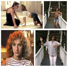 Fashion inspired by classic 80's films - Can't get over Dirty Dancing!