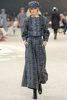 Chanel Couture, Autumn- Winter 2017 | Classy and fabulous way of living