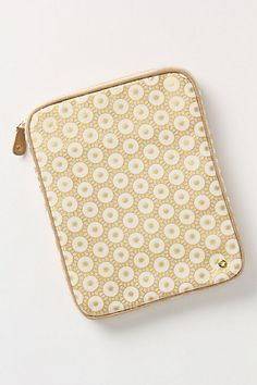 For the iPad I haven't purchased yet. - Mumbai Tablet Computer Case #anthropologie