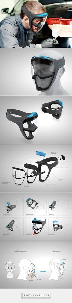 A Twist on the Gas Mask | Yanko Design - created via https://pinthemall.net