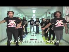 This 5 minute video would be an excellent lesson starter or quick reminder to your students of what respect should look like. The first two minutes videos a common classroom scenario of disrespect, while the last three minutes shows a well-done rap/music video by a class of older elementary students and their teacher.
