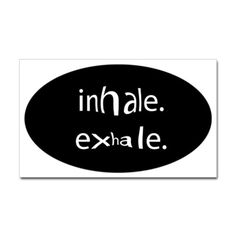 Oval Decal Decal on CafePress.com