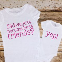 Big sis little sis best friends shirt by paigerobers on Etsy