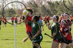 14 of the Most Unusual Sports for Kids: Quidditch