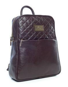 230c7b9f0 19 melhores imagens de bolsa | Real leather, Backpacks e Backpack bags