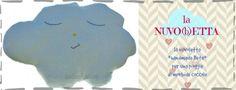 Bim Bum Beta: La NUVO(b)ETTA*nuvoletta handmade per una pioggia di coccole*