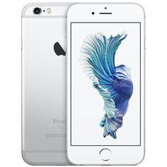 Iphone 6S 16 GB Gümüş Cep Telefonu - Apple Türkiye Garantili(H20.GSMAPLIPH6S16GB2)