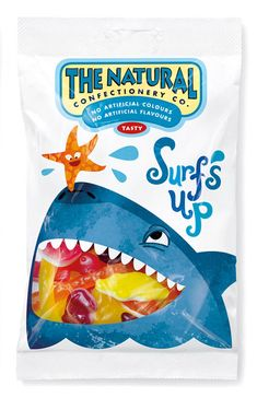 The Natural Confectionery Company on Packaging of the World - Creative Package Design Gallery