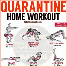 The Ultimate Guide for Training Without a Gym - workouts Gym Workout Chart, Gym Workout Tips, Home Exercise Routines, At Home Workouts, Fitness Goals, Fitness Motivation, Fitness Humour, Fitness Photos, Fitness Logo