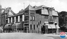 Hooftstraat Alphen aan den Rijn (jaartal: 1950 tot 1960) - Foto's SERC