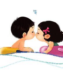 Animated Gif by Cute_precious Cute Cartoon Images, Cute Love Images, Cute Love Gif, Cute Love Cartoons, Cute Cat Gif, Cartoon Pics, Cute Gifs, Gif Bonito, Gif Lindos