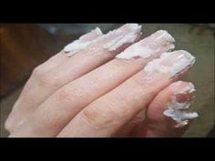 Aplicar bicarbonato de sodio en las uñas y ver que pasa, este remedio ca...