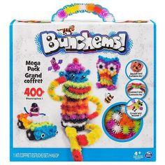 Bunchems - Mega Pack: Spin Master: Amazon.com.mx: Juegos y juguetes