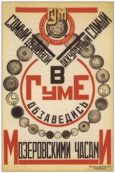 construtivismo russo cartazes rodchenko - Pesquisa Google