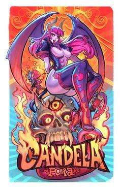 Character Concept, Character Art, Concept Art, Character Design, Sucubus Anime, Anime Art, Badass Drawings, Arte Punk, Demon Art