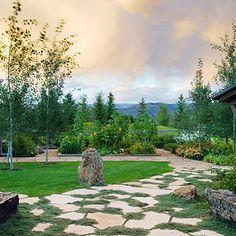 Great Garden Paths - Sunset