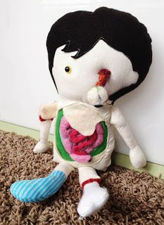 Zombie Doll Tutorial - for the darker souls ;-)