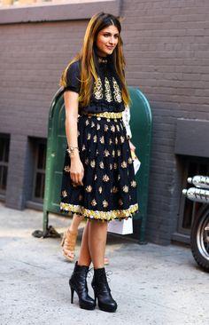 #fashion-ivabellini Preetma Singh, Gold Things