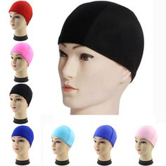 Adults Children Kids Nylon Fabric Swim Pool Surf Sports Bath Shower Ears Protection Swimming Cap Hat Accessories for Men Women