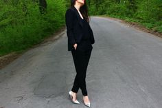 back to black Back To Black, Shades Of Grey, Suits, Outfit, Fashion, Outfits, Moda, Fashion Styles, Fasion