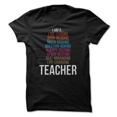 #administrators #bacon #birthday #funny #humor #science... Awesome T-shirts (Best TShirts) I Am A Teacher Great Shirt . DiscountTshirts  Design Description: Great Gift For Any Teacher! .... Check more at http://discounttshirts.xyz/funny/best-tshirts-i-am-a-teacher-great-shirt-discounttshirts.html