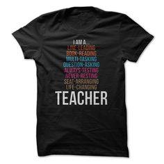 I Am A Teacher Great Shirt - T-Shirt, Hoodie, Sweatshirt