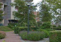 park Charivarius Haarlem ontwerp en aanleg Biesot