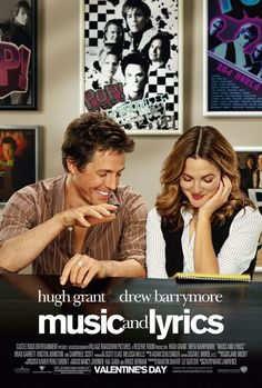 I Loved This Movie Hugh Grand And Drew Barrymore Are A Great Combination Romantic Movies Romance Movies Love Movie