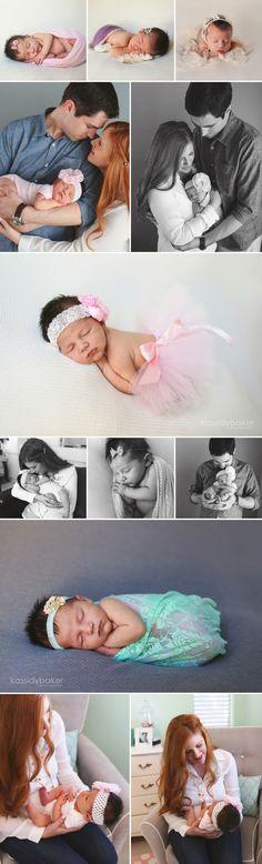 newborn photography newborn girl