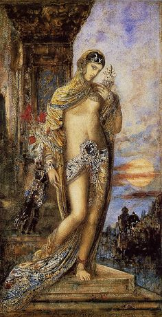 Gustave Moreau, The Song of Songs